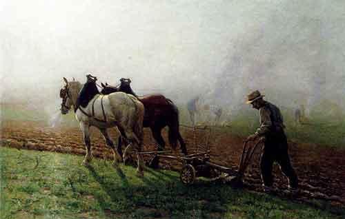 R ve labourer - Labourer la terre ...