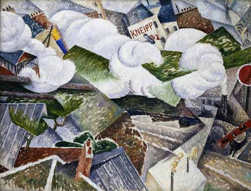 Signification Reves accident Gino Severini