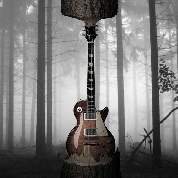Signification Reves arbre guitare