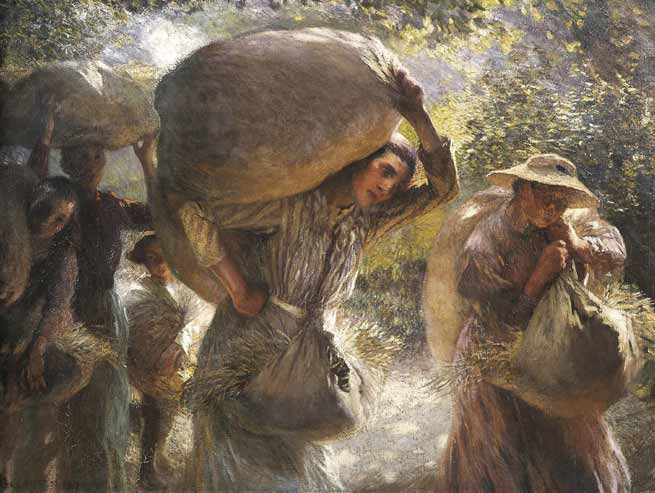 Signification Reve chargement George Clausen