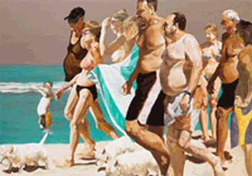 Signification Reves plage Fischl