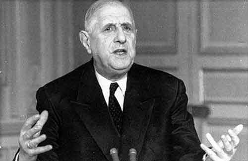 Signification Reves scorpion Charles de Gaulle