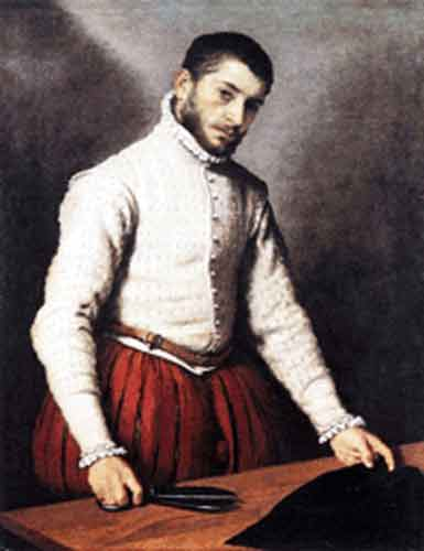 Signification Reves tailleur Giovanni-Battista-Moroni-1565-1570