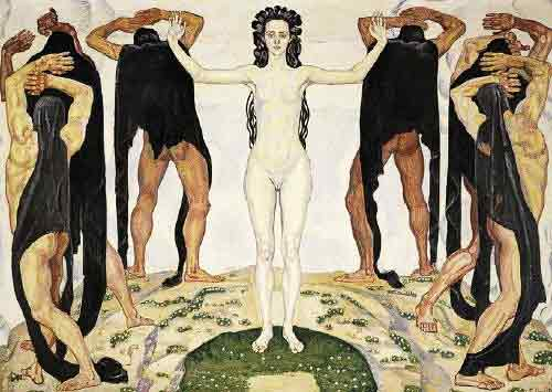 Signification Reve verite-hodler